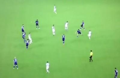 L'Inter pareggia con lo Schalke 04 con un gran gol di Murillo. I dubbi di Spalletti