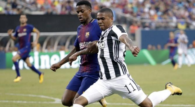 Juventus-Barcellona 1-2 perla di Neymar funziona già il binario Alex Sandro Douglas Costa