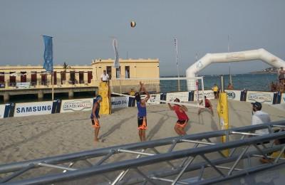 Campionato italiano beach volley a Mondello, il quadro della seconda giornata