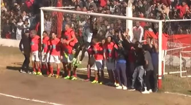 Dybala: gol su punizione contro barriera umana