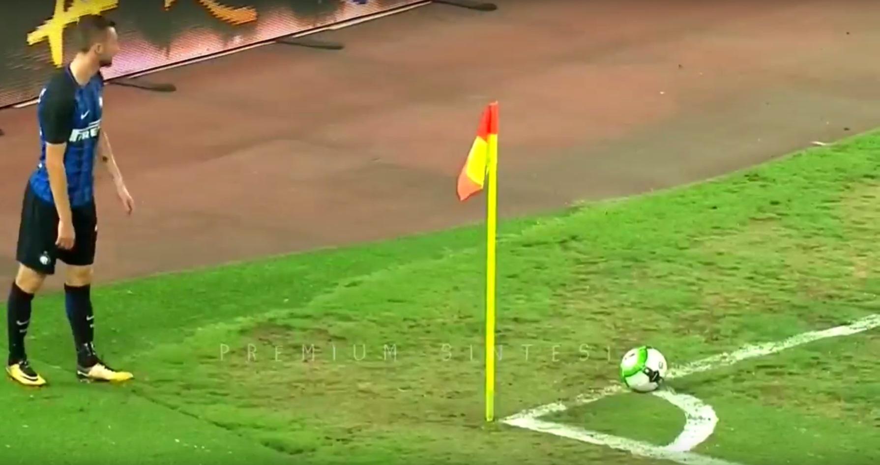 L'Inter batte 1-0 il Lione su un campo al limite (di proprietà di Suning), ripresa in crescendo