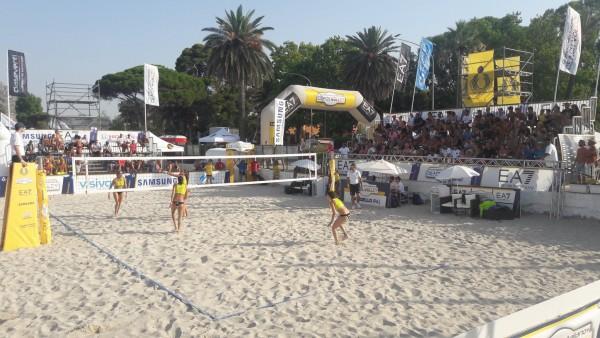 Beach volley a Mondello, chiuse le qualificazioni: le coppie del tabellone principale
