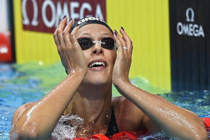 """Federica Pellegrini leggenda: """"Ma sono i miei ultimi 200 metri"""""""