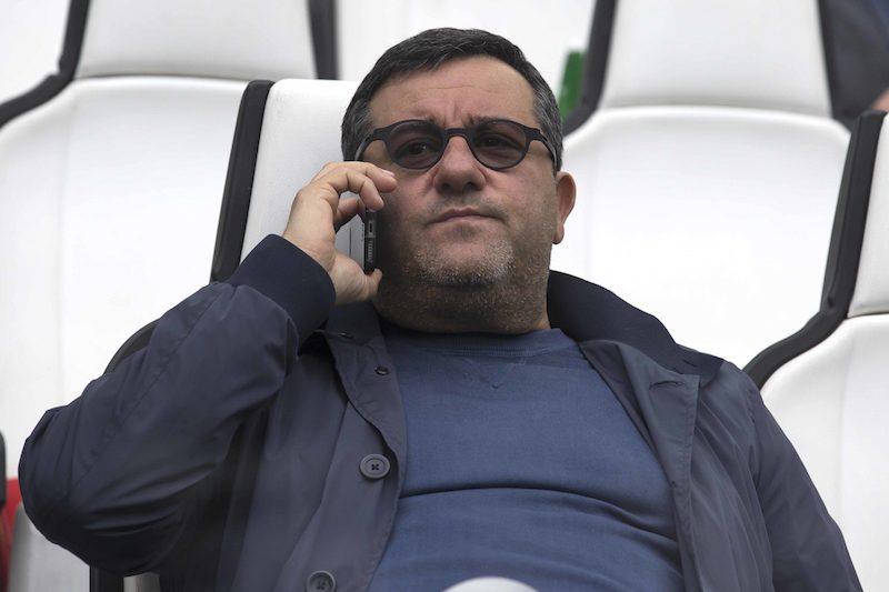 Raiola prova ad infilarsi nella crisi Icardi-Wanda: vuole la procura puntando il Real Madrid