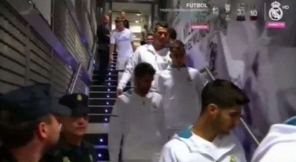 Real Madrid, Modric: