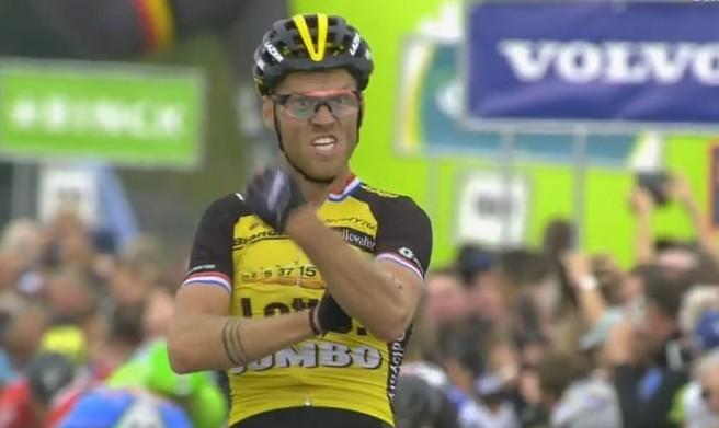 Ciclismo, Lars Boom vince dopo due anni e si sfoga così contro gli avversari…