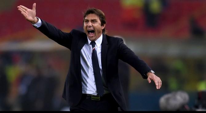 """Conte perde in casa col Burley ma non ci sta: """"Preparerò le partite per giocare in 10…"""""""