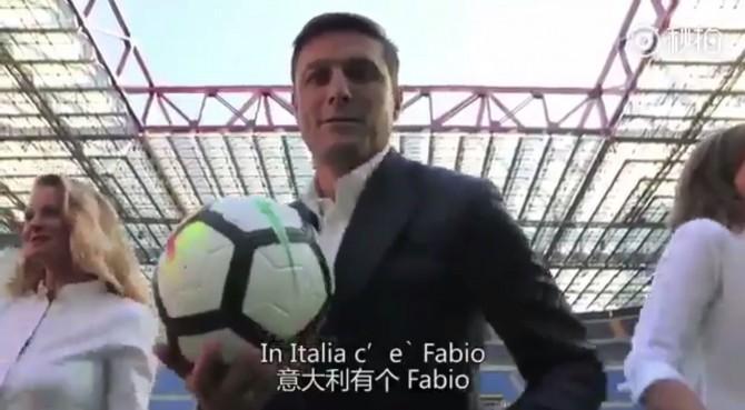 YOUTUBE Inter, lo spot di Suning è virale: e balla anche Zanetti…