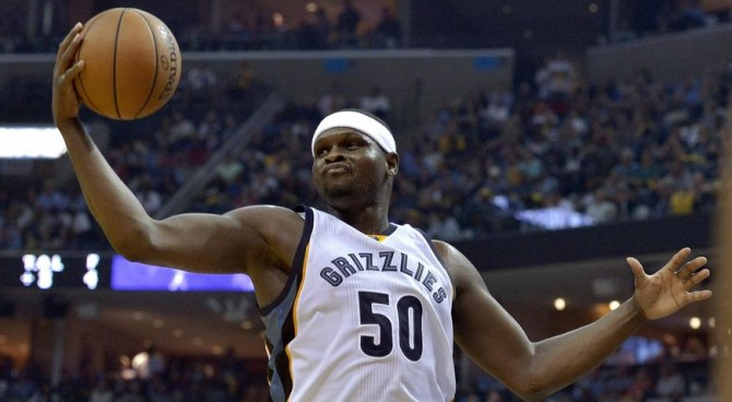 NBA - Arrestato Zach Randolph a Los Angeles