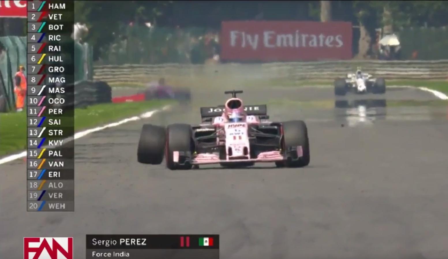 Spa, vince Hamilton su Vettel. Faida interna Force India, Alonso umilia (a ripetizione) il suo team