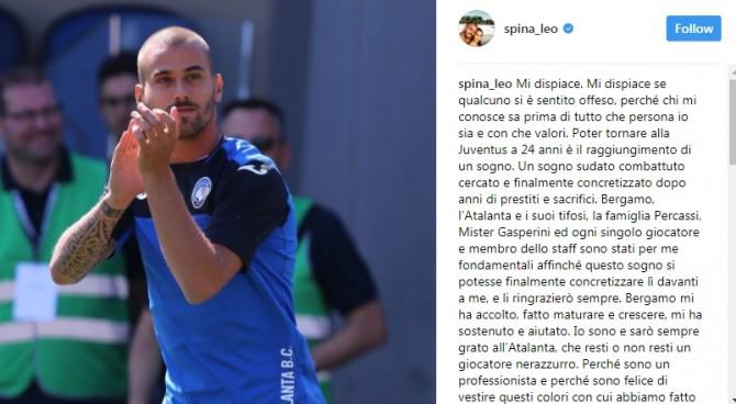 Spinazzola vuole la Juventus, la partita si riapre
