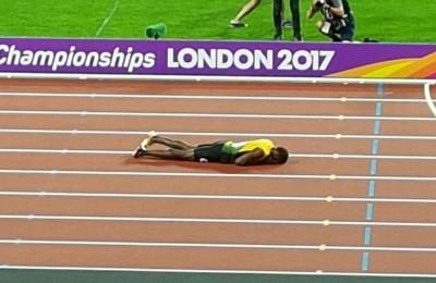 La carriera di Bolt si chiude con l'infortunio! Staffetta 4x100 da incubo