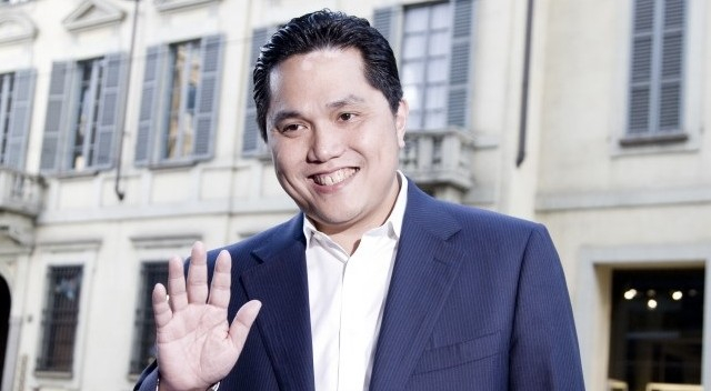Incredibile gaffe del presidente Thohir: