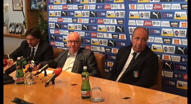 Nazionale, Tavecchio: