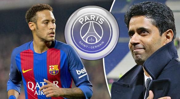 I video dei litigi in campo tra Cavani e Neymar