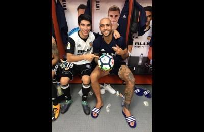 Zaza goleador: tre gol in otto minuti col Valencia. Esulta Chiara Biasi e Marcelino smorza le polemiche