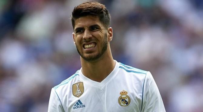 Real Madrid, Asensio salta la Champions per colpa della… ceretta