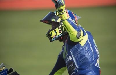 """Rossi fa 20 giri a Misano, la Yamaha: """"Test medici mercoledì, poi deciderà"""""""