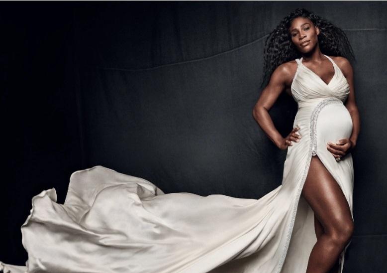 È nata la bambina di Serena Williams, pesa 3 chili e 80 grammi