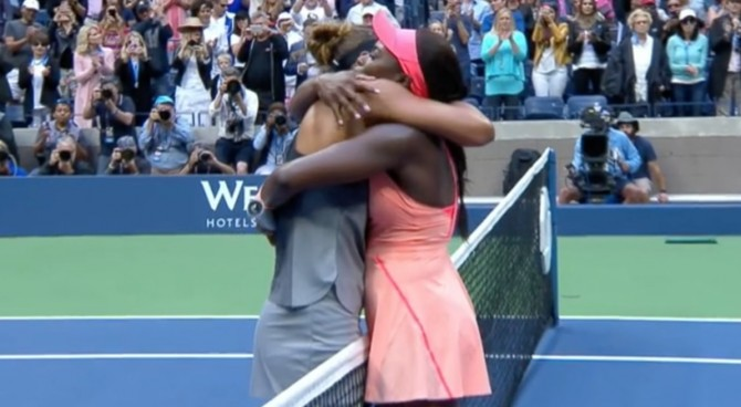 Tennis, Us Open: Sloane Stephens batte Venus Williams e vola in finale