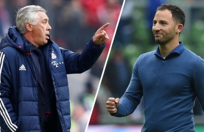 In Bundesliga la sfida fra tecnici italiani: Tedesco contro Ancelotti