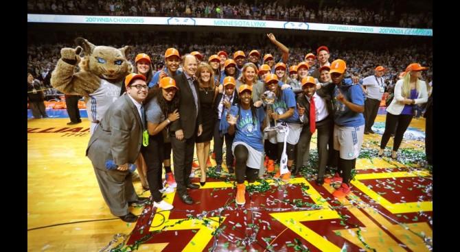 Titolo alle Minnesota Lynx: Cecilia Zandalasini nella storia, l'azzurra campionessa WNBA