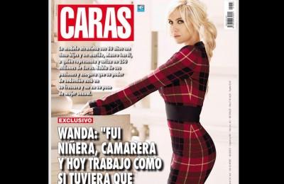 "Wanda Nara super sexy: ""Sono una donna normale, niente crisi con Icardi"""
