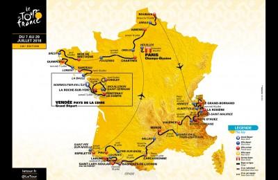 Presentato il Tour de France 2018. Velo d'or a Froome. Campagna per la sicurezza dei ciclisti