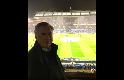 Ancelotti torna a Stamford Bridge per Chelsea-Roma. Matthaeus lo stanga in tv