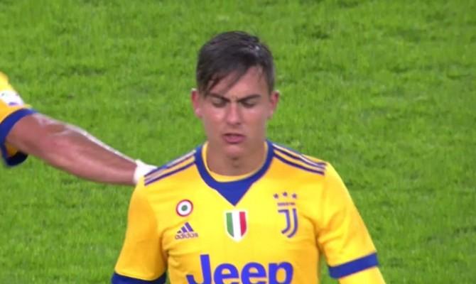 Dybala offese a Allegri l'argentino ha offeso la mamma del tecnico bianconero