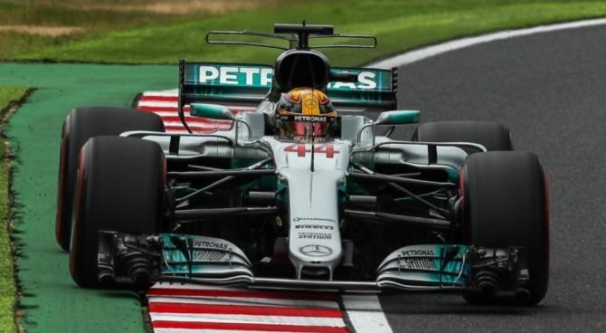 Formula 1 Gran Premio Giappone 2017: vince Hamilton, Vettel fuori dalla gara!