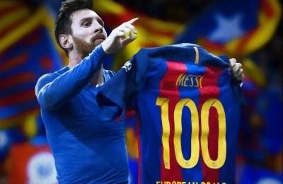 Messi raggiunge quota 100 nelle coppe europee (e ci mette molto meno di Ronaldo)