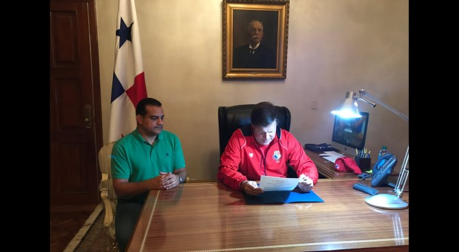 Panama ai Mondiali. Il presidente Varela indice un giorno di festa nazionale. Delirio nelle strade