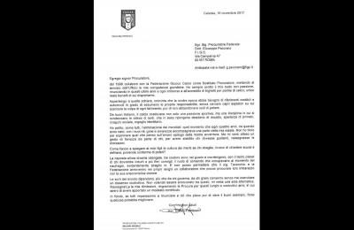 Figc: Il sostituto procuratore Trantino si dimette per dare un esempio a Tavecchio