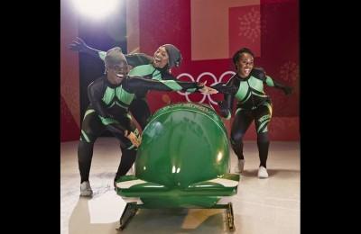 La Nigeria alle Olimpiadi invernali di Pyeongchang col bob su ghiaccio femminile