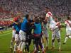Il Perù ultima qualificata per i Mondiali e il telecronista sfotte il Cile e l'ex Juve Vidal