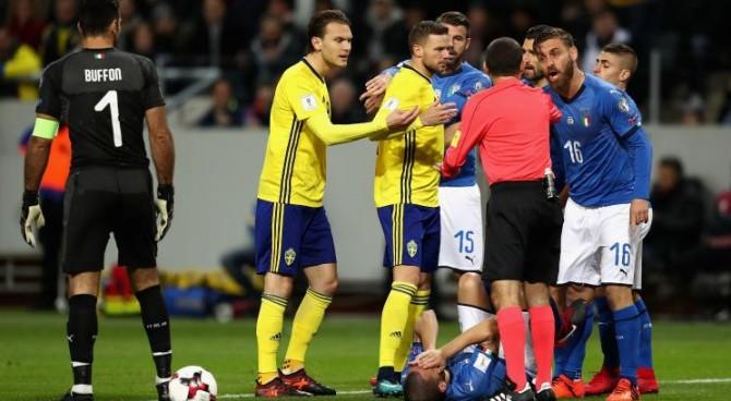 Svezia-Italia, Bonucci:
