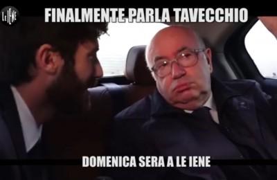 """Tavecchio in lacrime a """"Le Iene"""": """"Non dormo da 4 giorni, colpa di Ventura"""". Intanto Ancelotti dice no"""
