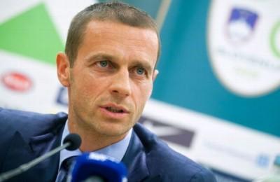 """Aleksander Ceferin rieletto presidente Uefa: """"Il calcio europeo chiede rispetto"""""""