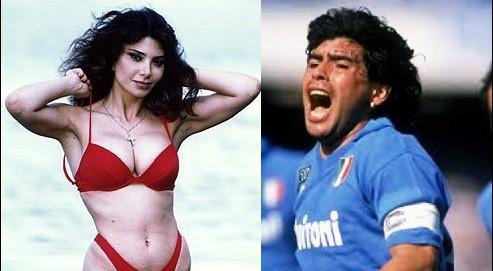 """Carmen Di Pietro: """"Ho avuto una storia con Maradona, mi disse: 'Posso continuare a lavarti io?'"""""""