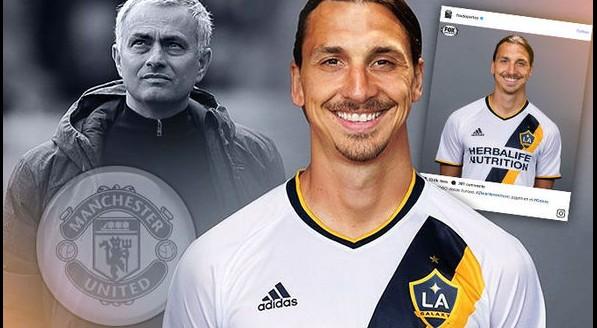 UFFICIALE Ibrahimovic: E' un giocatore dei Los Angeles Galaxy