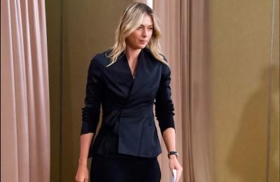 Maria Sharapova indagata in India per truffa, rischia 7 anni di carcere