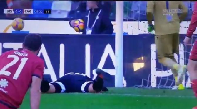 Mai dire goal/1 Maxi Lopez la dovevi solo appoggiare in rete