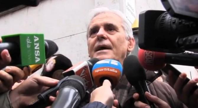 """Nicchi: """"Si rischia una nuova Calciopoli"""". Su Buffon: """"Chi di dovere giudichi"""""""