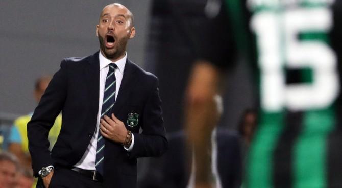 Bucchi, game over: il Sassuolo incontra il probabile nuovo allenatore