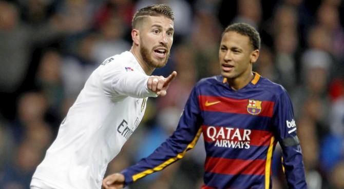 "Sergio Ramos: ""Neymar al Real? Prima negoziamo la clausola su sua sorella"""