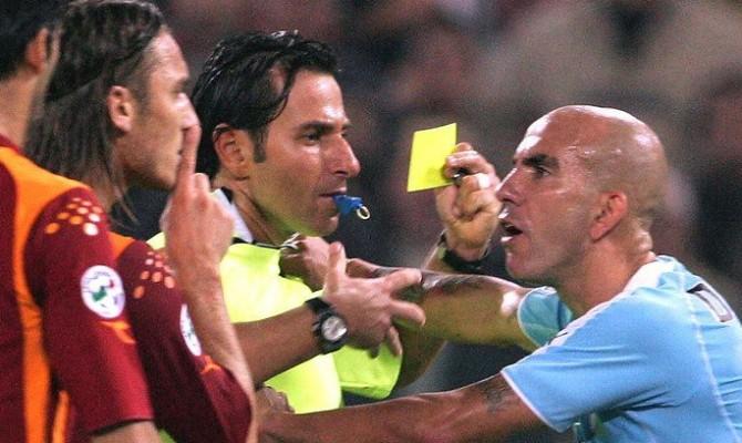 """Di Canio e l'odio con Totti: """"Non siamo amici, con lui nessun rapporto"""""""