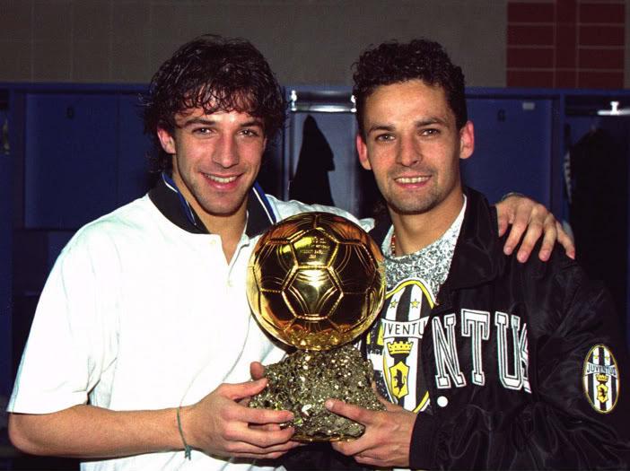 """Del Piero: """"Con Baggio parlavamo in dialetto. Perché Pinturicchio? Lui era Raffaello…"""""""