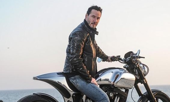 Matrix si arrende all'autovelox: l'attore Keanu Reeves multato a Cesenatico
