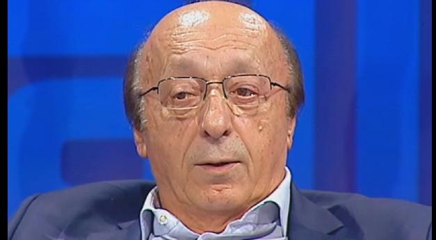 Moggi: 'La Juve vince, il Napoli piange e...'